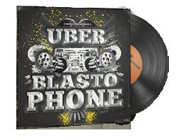 音乐盒(StatTrak™) | Troels Folmann — 超爆话筒StatTrak™ Music Kit | Troels Folmann, Uber Blasto Phone