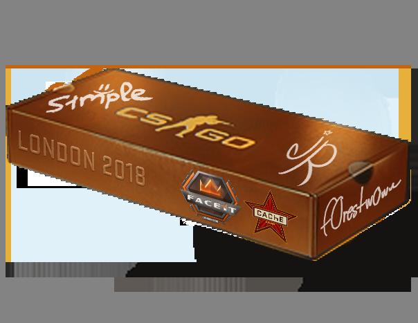 2018年伦敦锦标赛死城之谜纪念包London 2018 Cache Souvenir Package