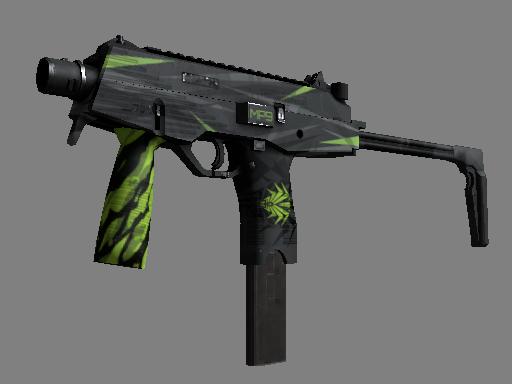 MP9   致命毒药 (久经沙场)MP9   Deadly Poison (Field-Tested)