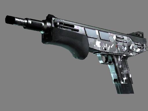 MAG-7 | 金属 DDPAT (略有磨损)MAG-7 | Metallic DDPAT (Minimal Wear)