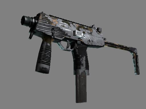 MP9 | 黑砂 (战痕累累)MP9 | Black Sand (Battle-Scarred)