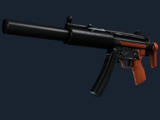 MP5-SD   氮化处理 (久经沙场)MP5-SD   Nitro (Field-Tested)