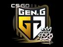 印花   Gen.G   2020 RMRSticker   Gen.G   2020 RMR