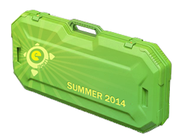 電競 2014 夏季武器箱eSports 2014 Summer Case
