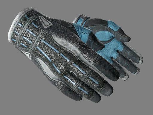 运动手套(★)   超导体 (破损不堪)★ Sport Gloves   Superconductor (Well-Worn)