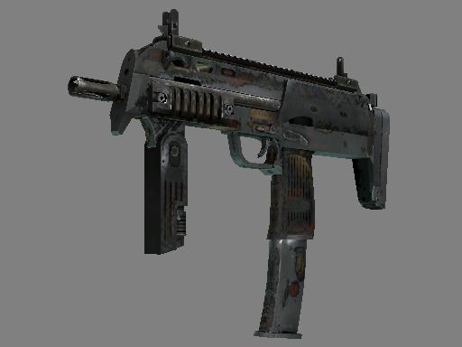 MP7 | 陆军斥候 (战痕累累)MP7 | Army Recon (Battle-Scarred)