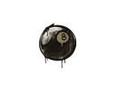 封装的涂鸦   八号球 (灰褐)Sealed Graffiti   8-Ball (Dust Brown)