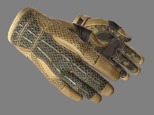 运动手套(★) | 干旱 (略有磨损)★ Sport Gloves | Arid (Minimal Wear)