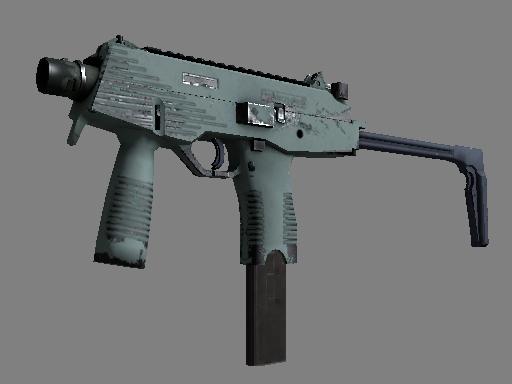 MP9(纪念品) | 暴风呼啸 (久经沙场)Souvenir MP9 | Storm (Field-Tested)