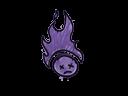 封装的涂鸦   烤焦 (暗紫)Sealed Graffiti   Toasted (Monster Purple)