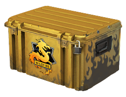 """野火大行动""武器箱Operation Wildfire Case"