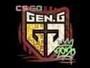 印花 | Gen.G(全息)| 2020 RMRSticker | Gen.G (Holo) | 2020 RMR