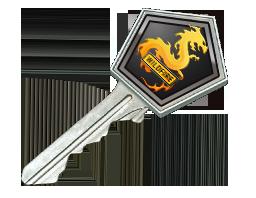 """""""野火大行动""""武器箱钥匙Operation Wildfire Case Key"""