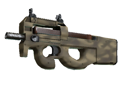 P90(纪念品) | 沙漠涂装 (略有磨损)Souvenir P90 | Sand Spray (Minimal Wear)