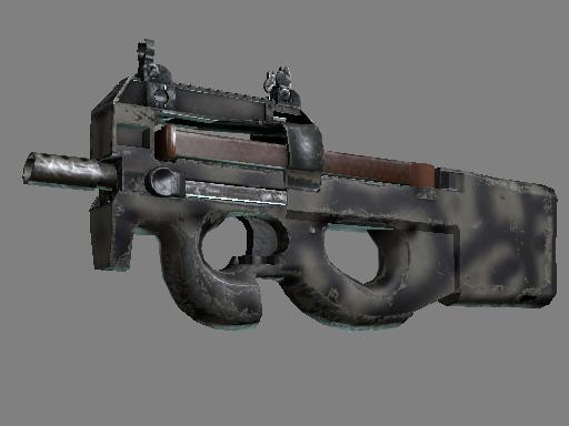 P90(纪念品) | 枯焦之色 (久经沙场)Souvenir P90 | Scorched (Field-Tested)