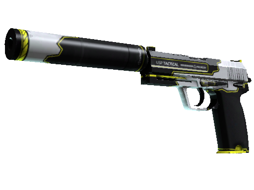 USP 消音版 | 力矩 (略有磨损)USP-S | Torque (Minimal Wear)