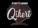 印花 | qikert | 2019年柏林锦标赛Sticker | qikert | Berlin 2019