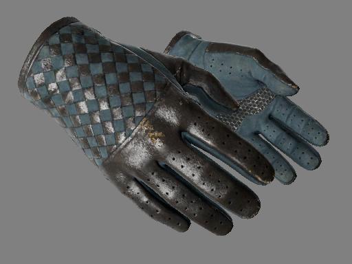 驾驶手套(★) | 月色织物 (久经沙场)★ Driver Gloves | Lunar Weave (Field-Tested)