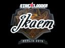 印花 | jkaem(闪亮)| 2019年柏林锦标赛Sticker | jkaem (Foil) | Berlin 2019