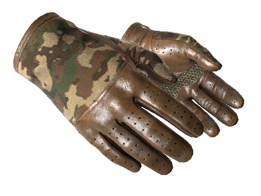 驾驶手套(★) | 护卫 (略有磨损)★ Driver Gloves | Convoy (Minimal Wear)
