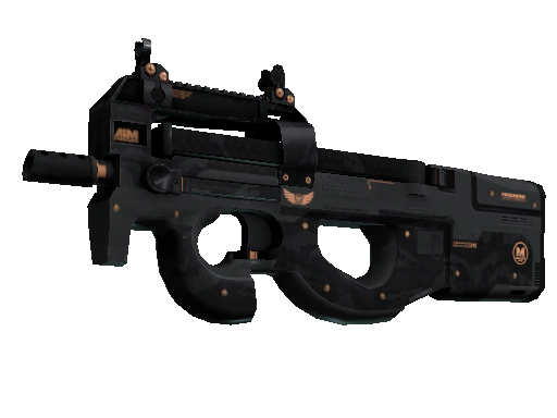 P90 | 精英之作 (略有磨损)P90 | Elite Build (Minimal Wear)