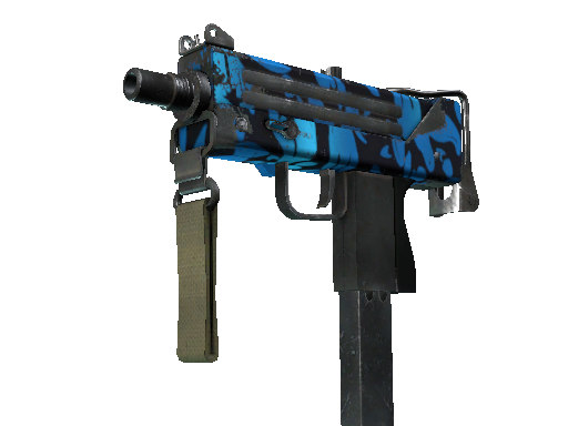 MAC-10 | 海洋 (久经沙场)MAC-10 | Oceanic (Field-Tested)