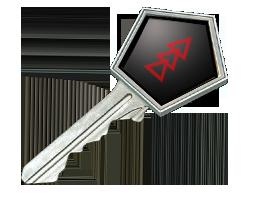 """""""头号特训""""武器箱钥匙Danger Zone Case Key"""