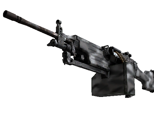 M249 | 对比涂装 (久经沙场)M249 | Contrast Spray (Field-Tested)