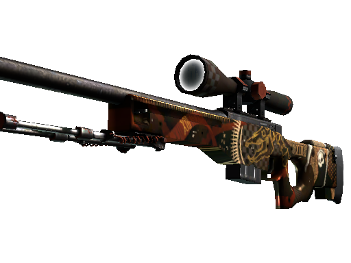 AWP | 死神 (久经沙场)AWP | Mortis (Field-Tested)