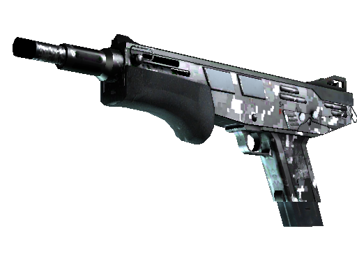 MAG-7(紀念品) | 金屬 DDPAT (嶄新出廠)Souvenir MAG-7 | Metallic DDPAT (Factory New)