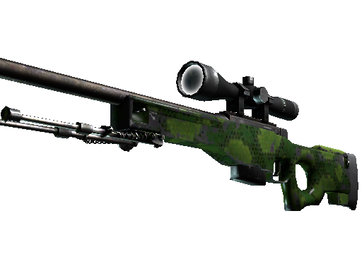 AWP | 响尾蛇 (久经沙场)AWP | Pit Viper (Field-Tested)