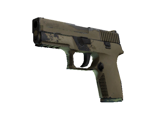 P250 | 沙丘之黃 (久經沙場)P250 | Sand Dune (Field-Tested)
