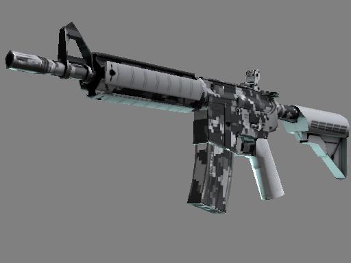 M4A4 | 都市 DDPAT (略有磨损)M4A4 | Urban DDPAT (Minimal Wear)