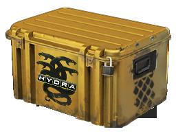 """""""九頭蛇大行動""""武器箱Operation Hydra Case"""