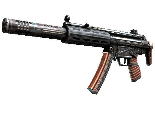MP5-SD | 高斯 (久经沙场)MP5-SD | Gauss (Field-Tested)