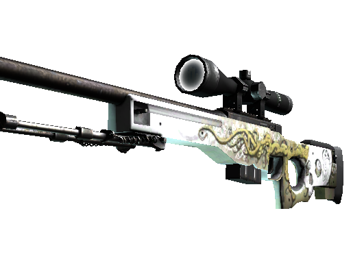 AWP | 蠕蟲之神 (略有磨損)AWP | Worm God (Minimal Wear)