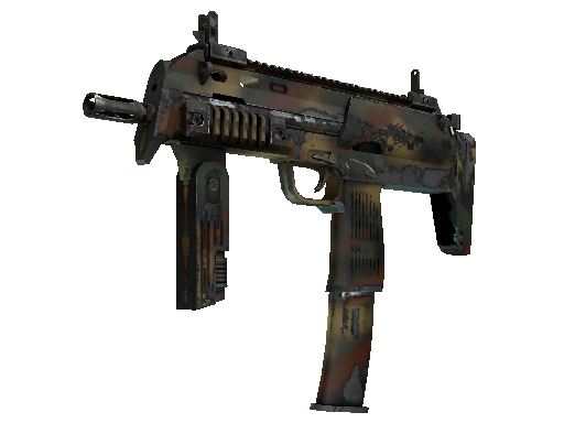 MP7 | 陆军斥候 (破损不堪)MP7 | Army Recon (Well-Worn)