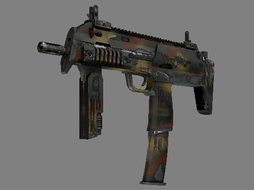 MP7   陆军斥候 (破损不堪)MP7   Army Recon (Well-Worn)