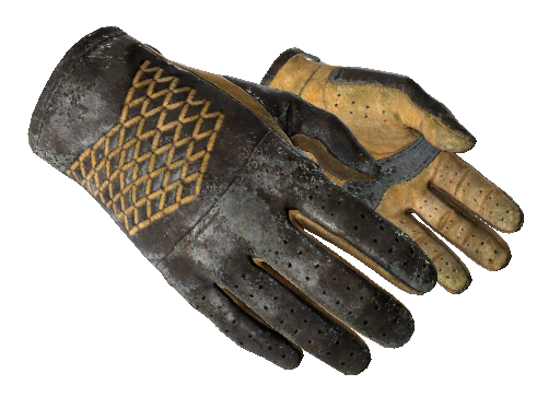 驾驶手套(★) | 超越 (战痕累累)★ Driver Gloves | Overtake (Battle-Scarred)