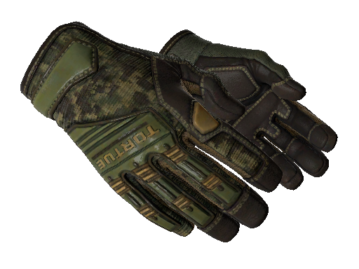 专业手套(★) | 森林 DDPAT (略有磨损)★ Specialist Gloves | Forest DDPAT (Minimal Wear)