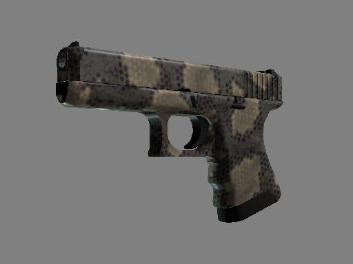 格洛克 18 型 | 奪命撼響 (略有磨損)Glock-18 | Death Rattle (Minimal Wear)