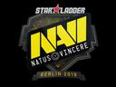 印花 | Natus Vincere | 2019年柏林锦标赛Sticker | Natus Vincere | Berlin 2019