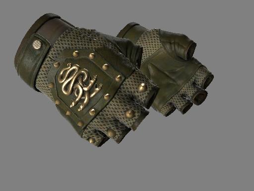九头蛇手套(★) | 红树林 (略有磨损)★ Hydra Gloves | Mangrove (Minimal Wear)