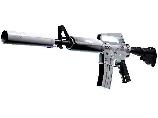M4A1 消音型 | 印花集 (久经沙场)M4A1-S | Printstream (Field-Tested)