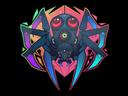 印花 | 幕后主谋(全息)Sticker | Mastermind (Holo)
