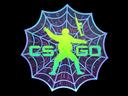 印花 | 蛛网(全息)Sticker | Web Stuck (Holo)