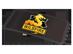 """""""野火大行动""""通行证Operation Wildfire Access Pass"""