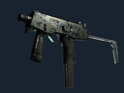 MP9   军队之辉 (崭新出厂)MP9   Army Sheen (Factory New)