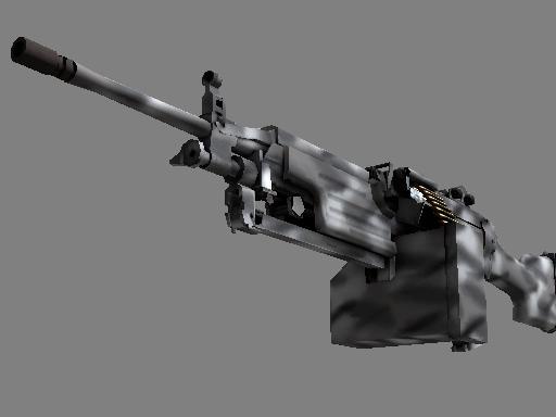 M249(紀念品) | 對比涂裝 (略有磨損)Souvenir M249 | Contrast Spray (Minimal Wear)