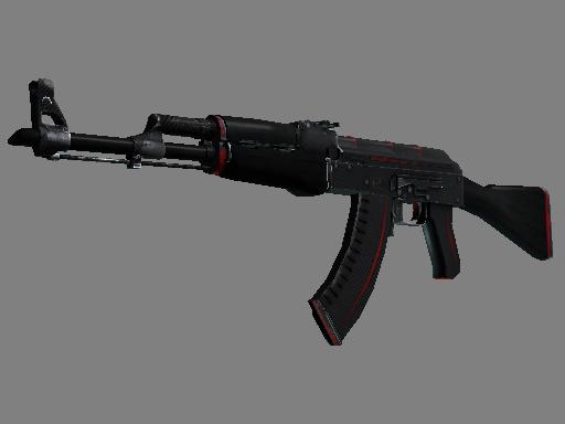 AK-47 | 红线 (久经沙场)AK-47 | Redline (Field-Tested)